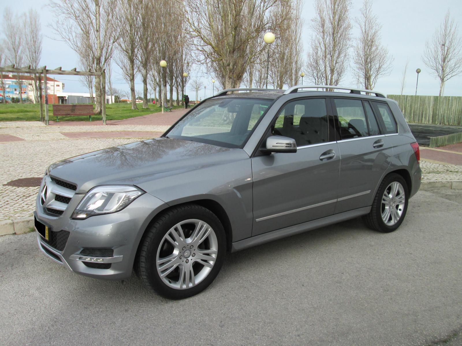 Mercedes Benz GLK 250 BlueTEC 4MATIC   2014   35900 U20ac