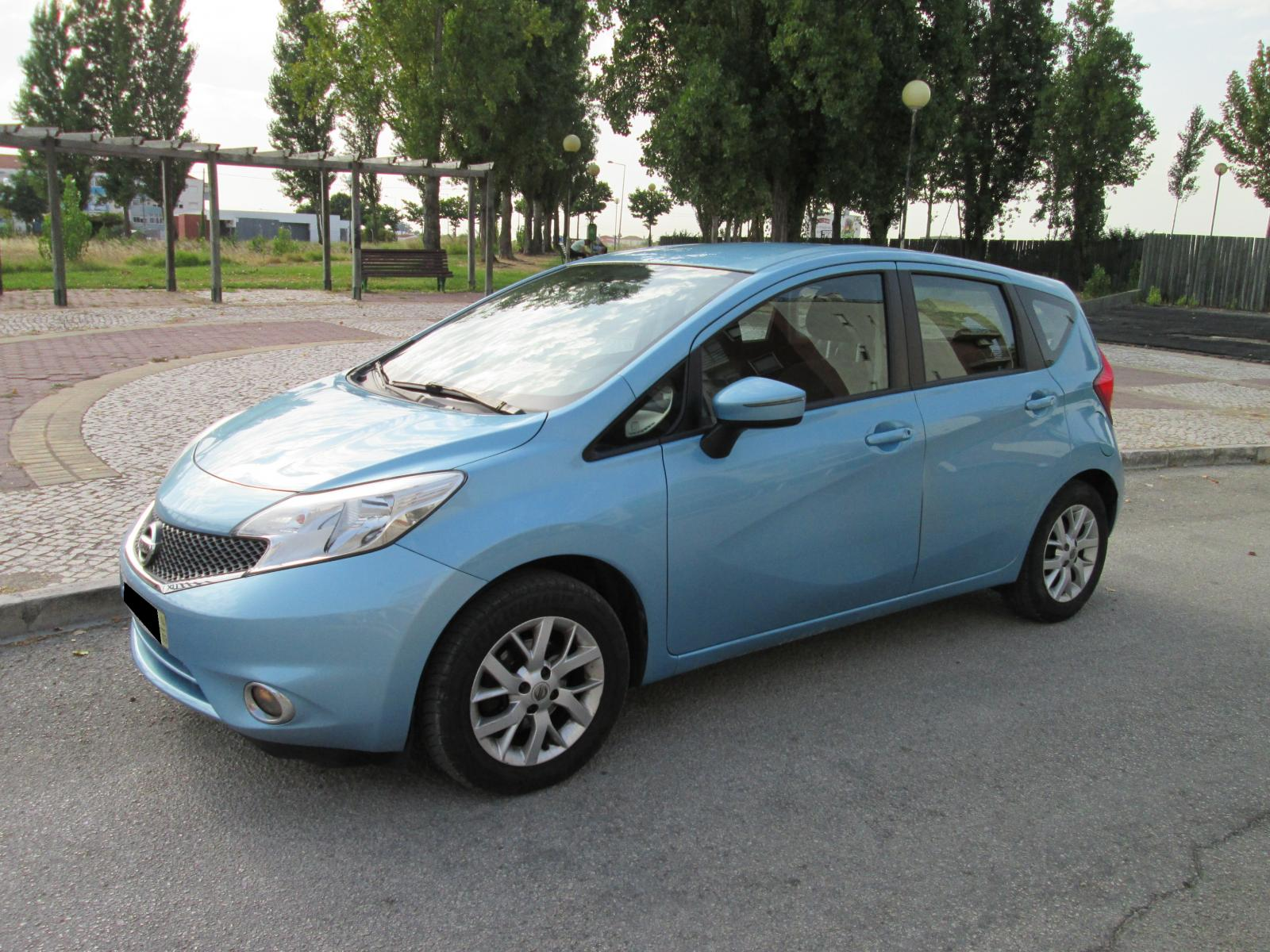 Nissan-Note 1.5 dCi