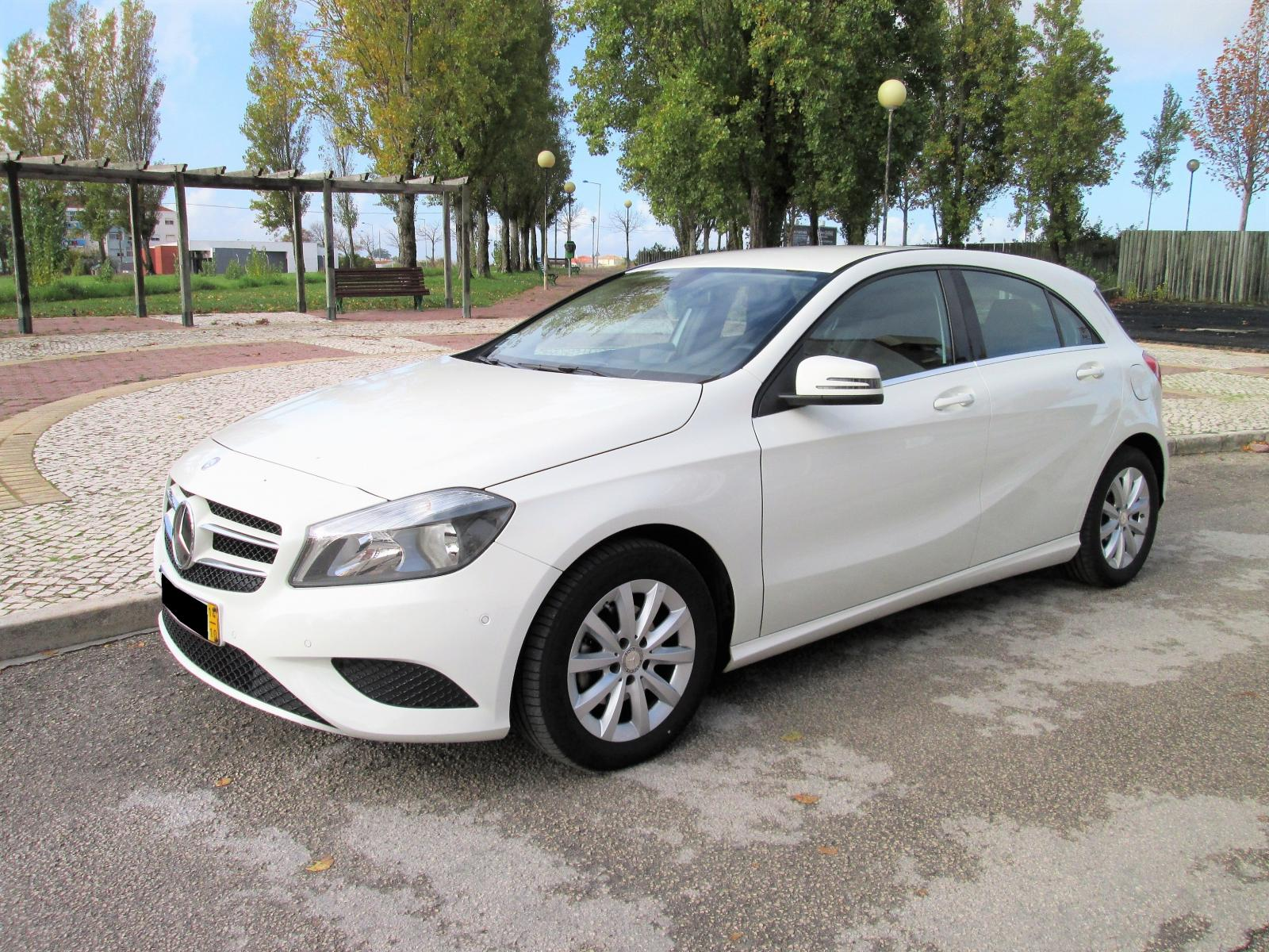 Mercedes-Benz-A 180 CDI BE