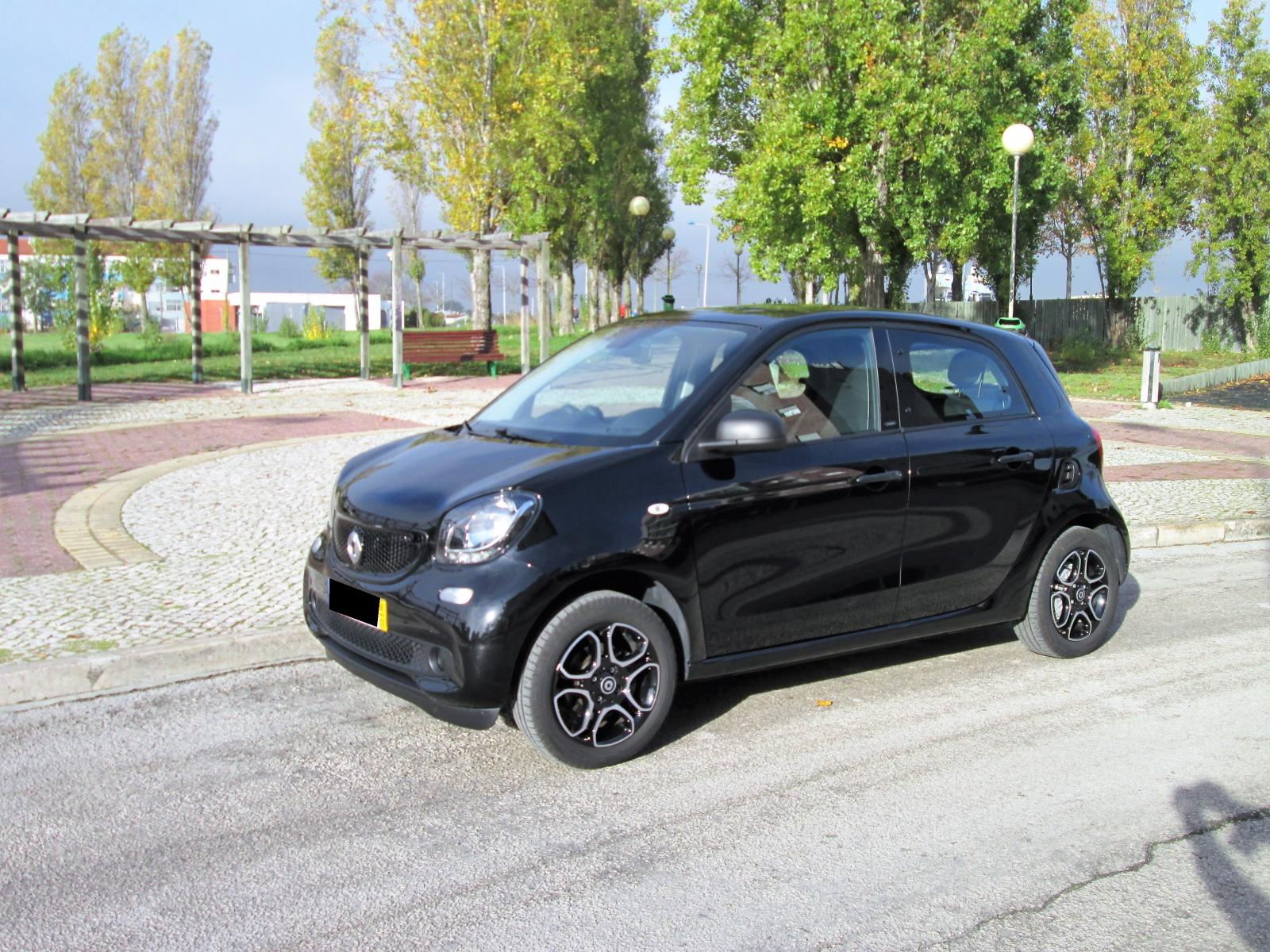 Smart-FORFOUR 71 CV Cx. Auto. Passion