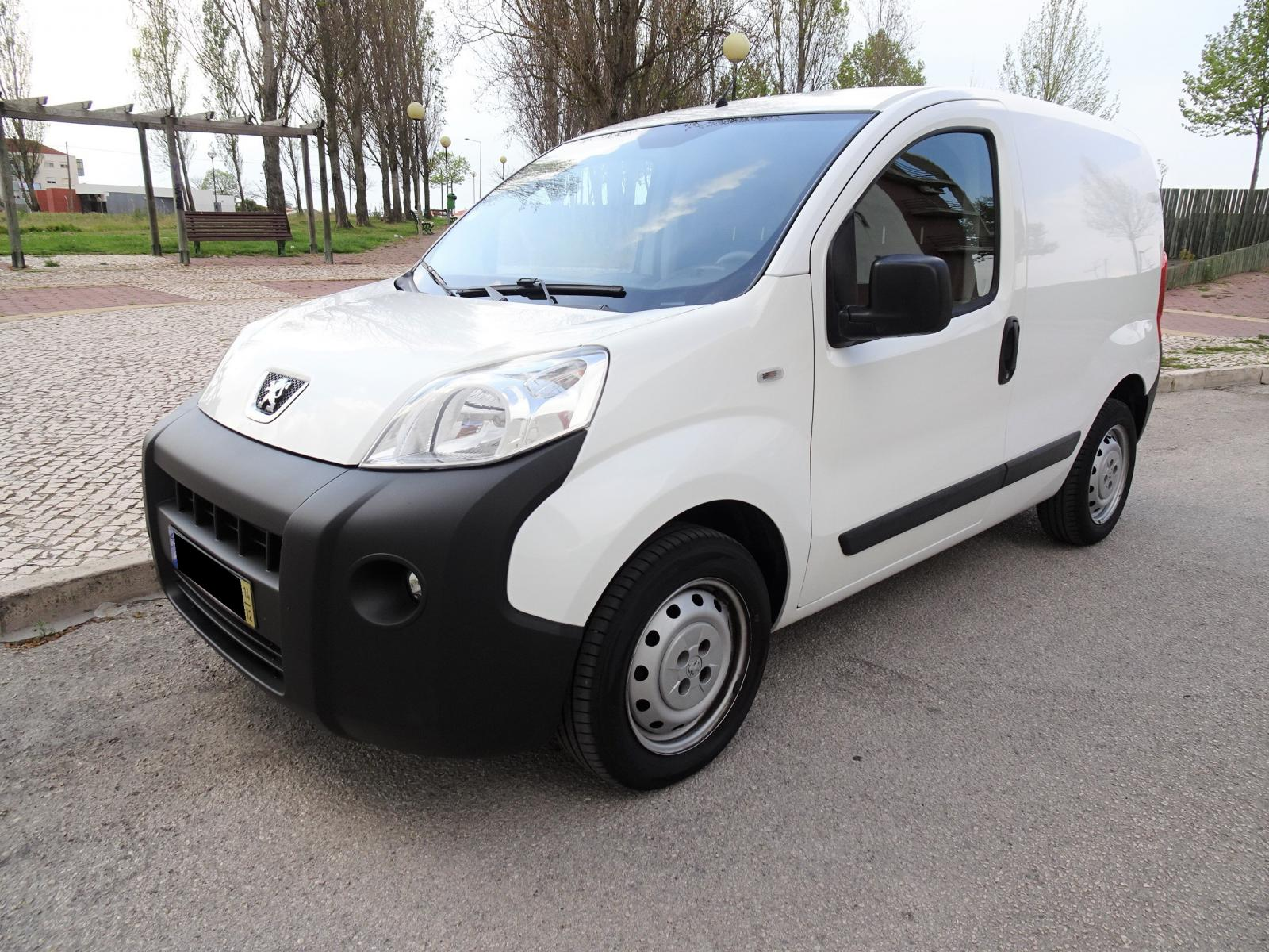 Peugeot-Bipper 1.3 HDI Pack CD