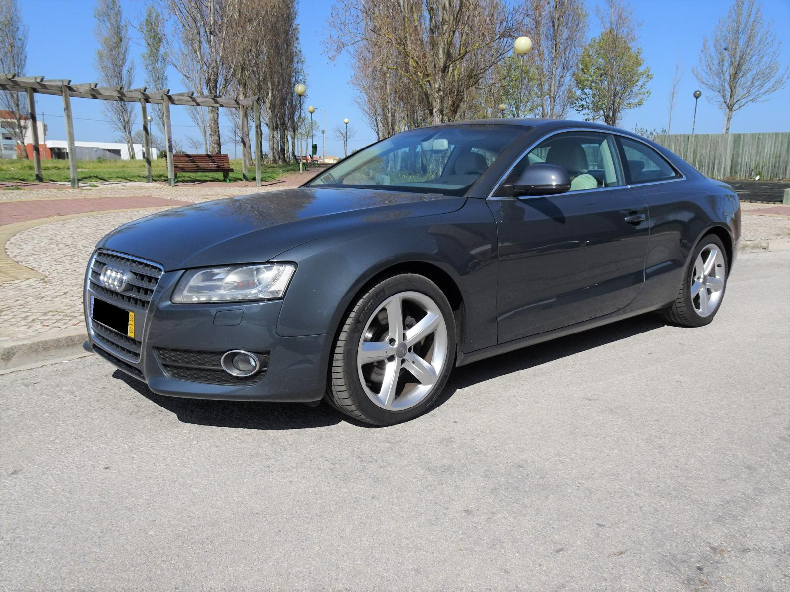Audi-A5 2.7 TDI Coupe Multitronic