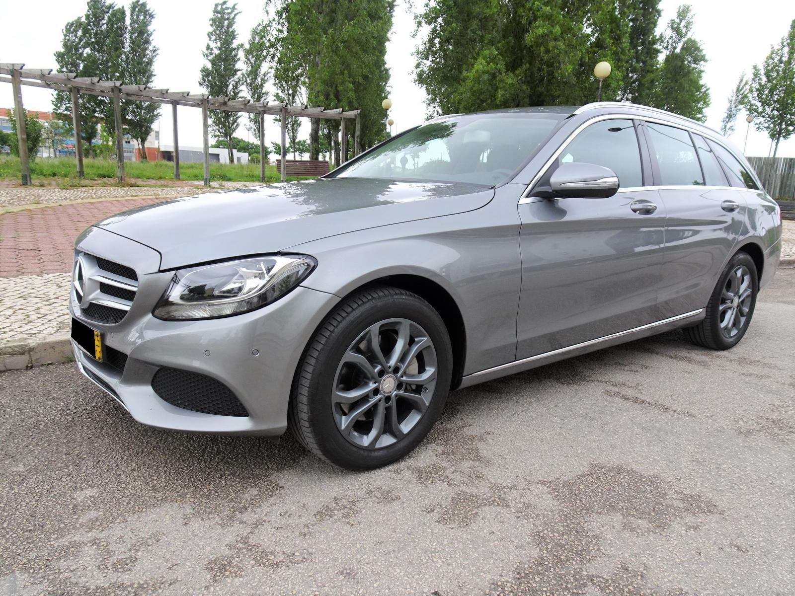 Mercedes-Benz-C 250 BlueTEC ST Avantgarde Cx Auto