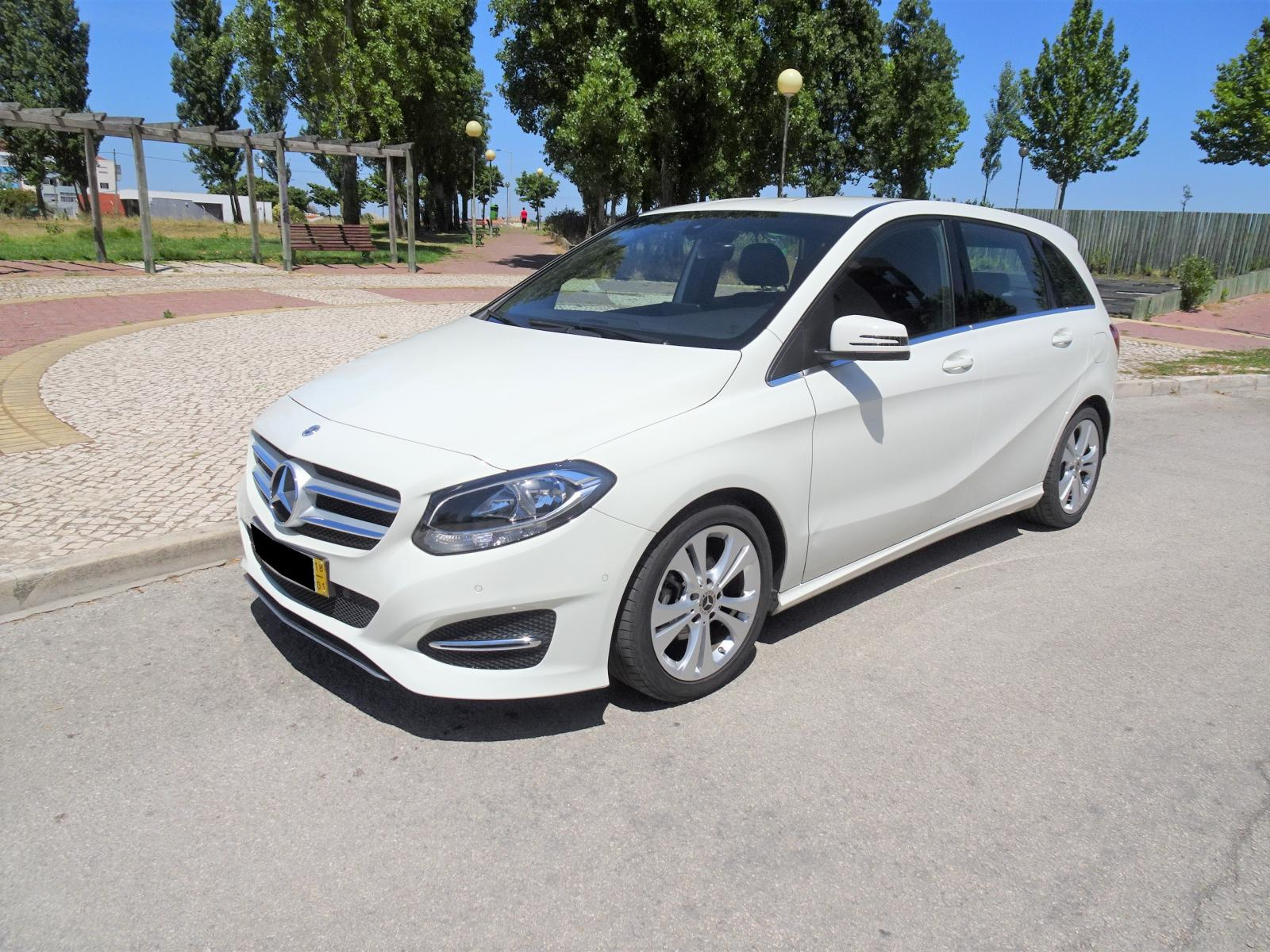 Mercedes-Benz-B 180 d Sports Tourer Cx Auto 7G-Tronic
