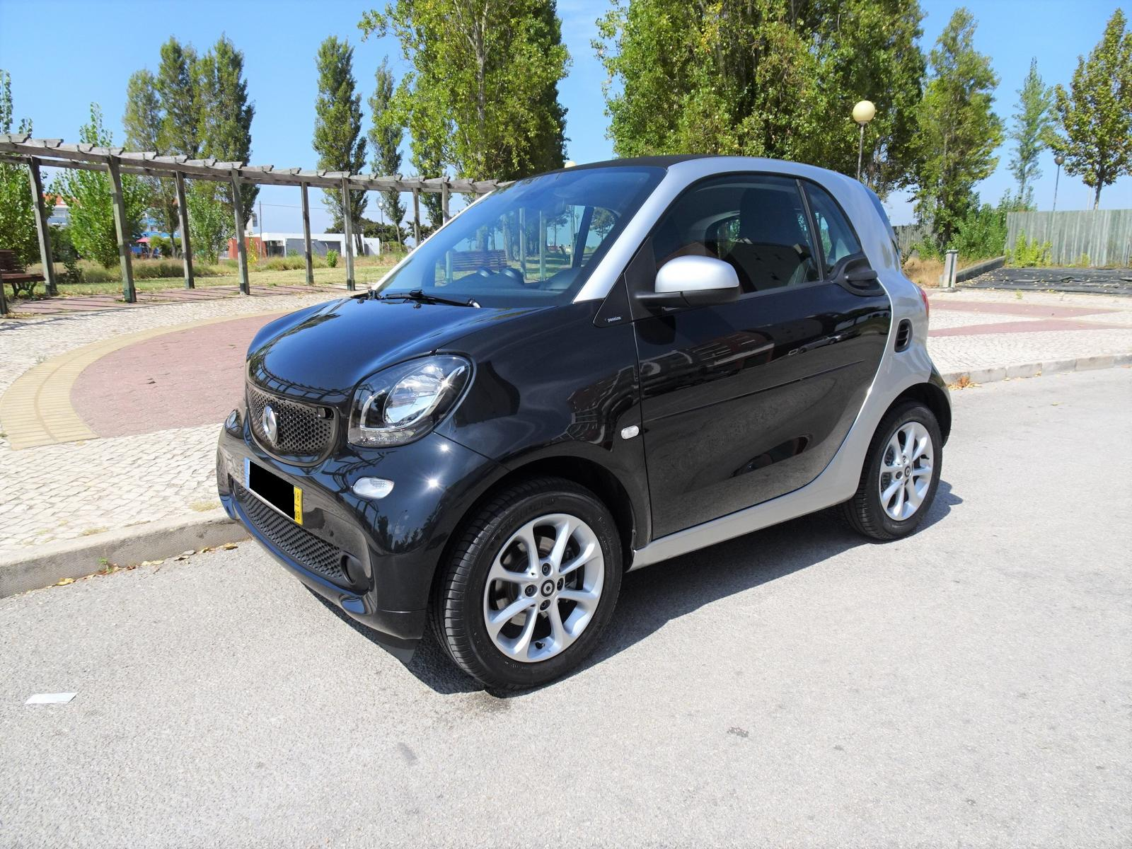 Smart-Fortwo Coupe 90cv Passion