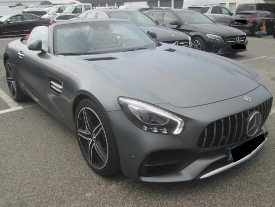 Mercedes-Benz-Mercedes-AMG GT Roadster Cabrio/Roadster